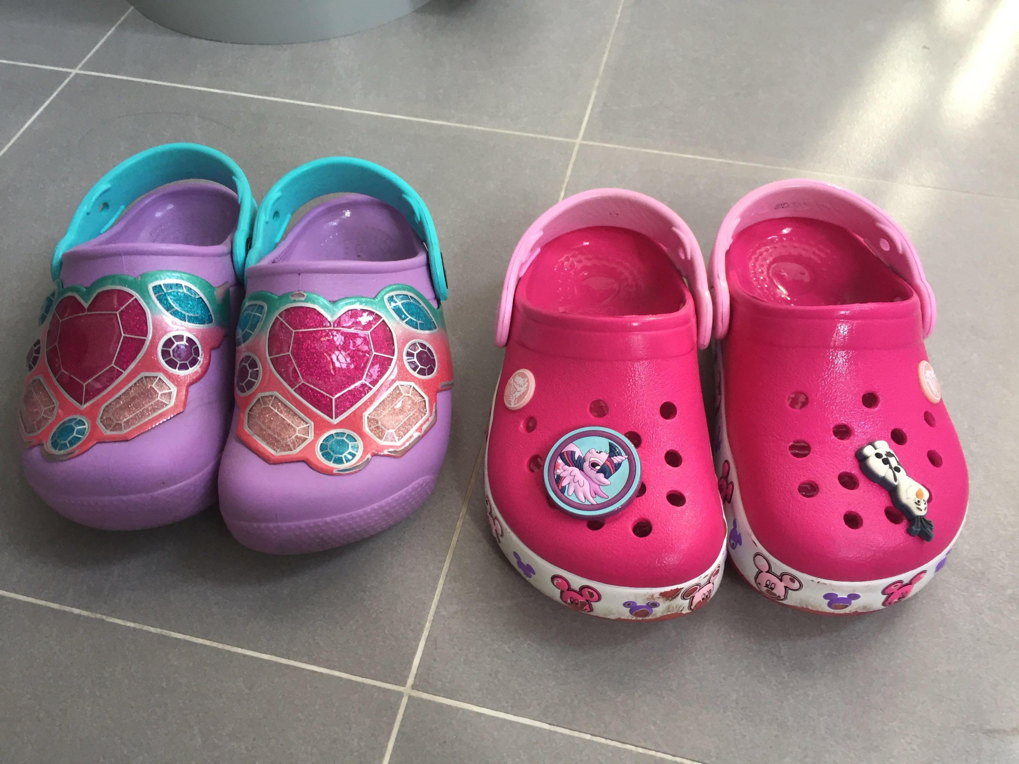 Crocs Sandals Girls