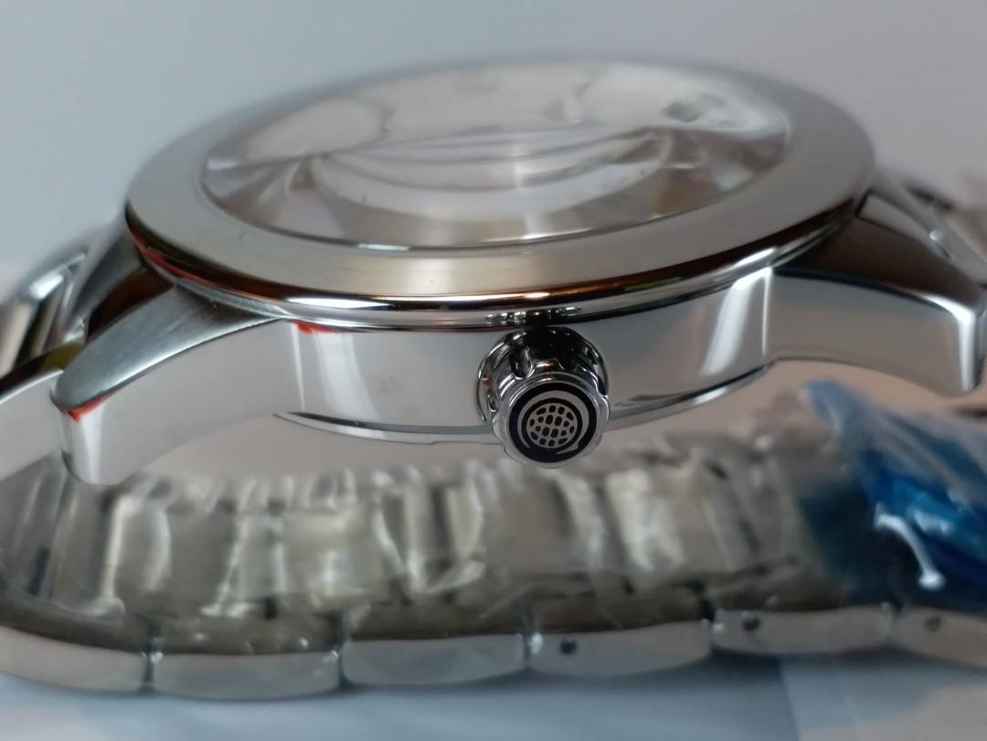 Cyma 瑞士司馬錶,Automatic 自動,約40mm,全新,有原盒