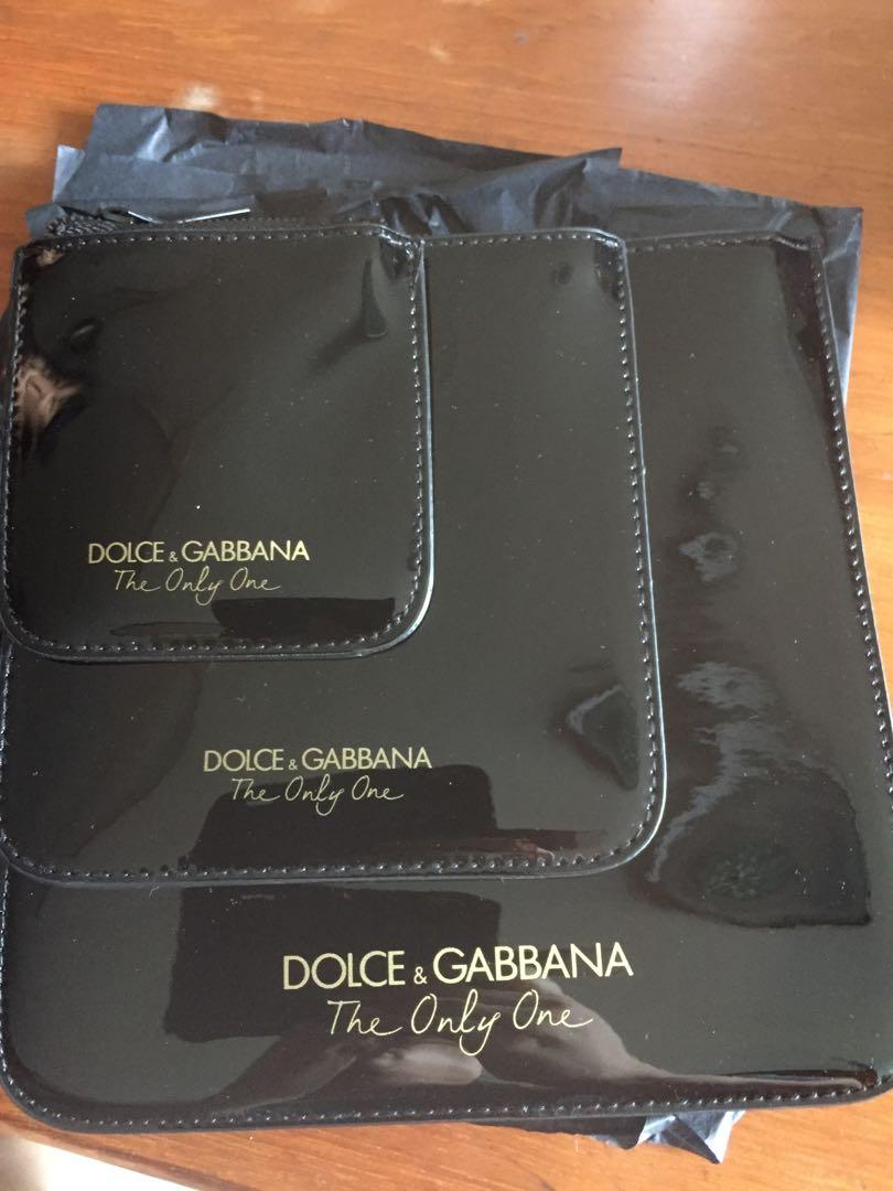 Dolce & Gabbana the only one pouch #endgameyourexcess