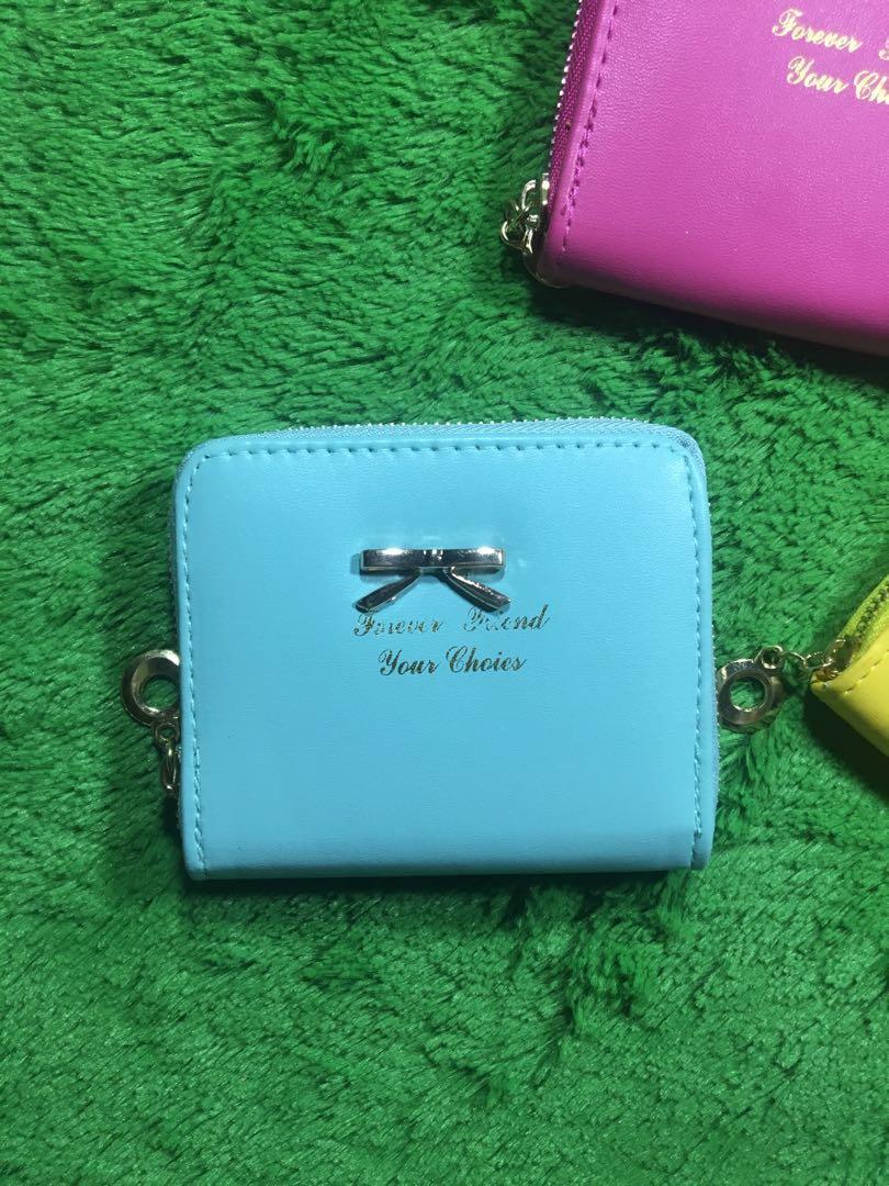 Dompet mini resleting