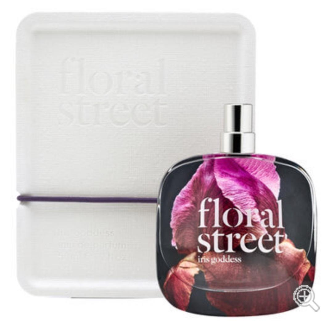 FLORAL STREET Iris Goddess EDP perfume 50ml RRP$109
