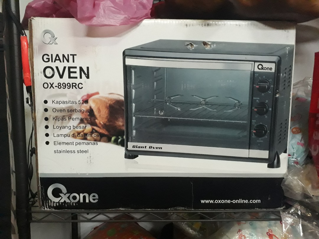 Giant Oven OX-899RC