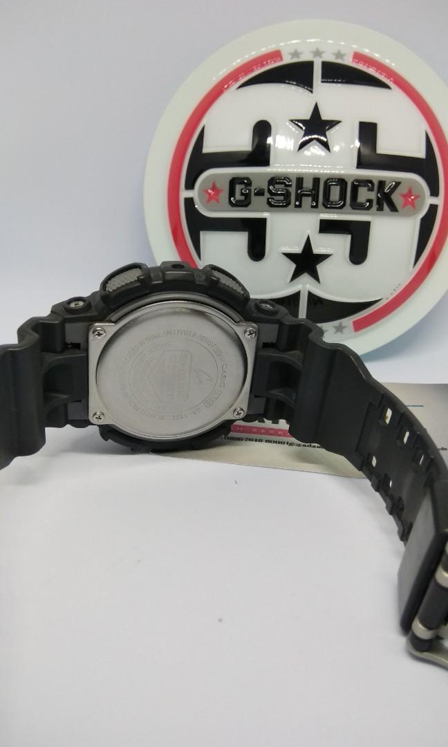 Gshock ga 110 good condition