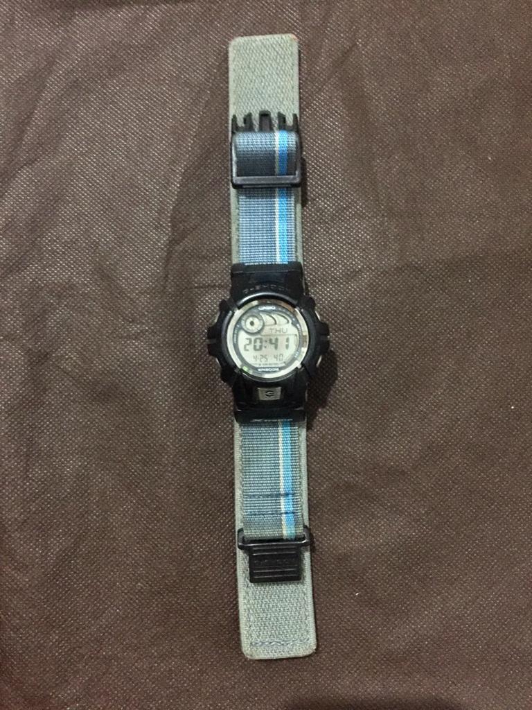 G-Shock strap
