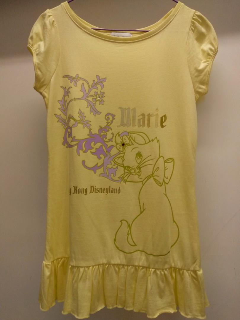 HK Disneyland迪士尼Marie Tee