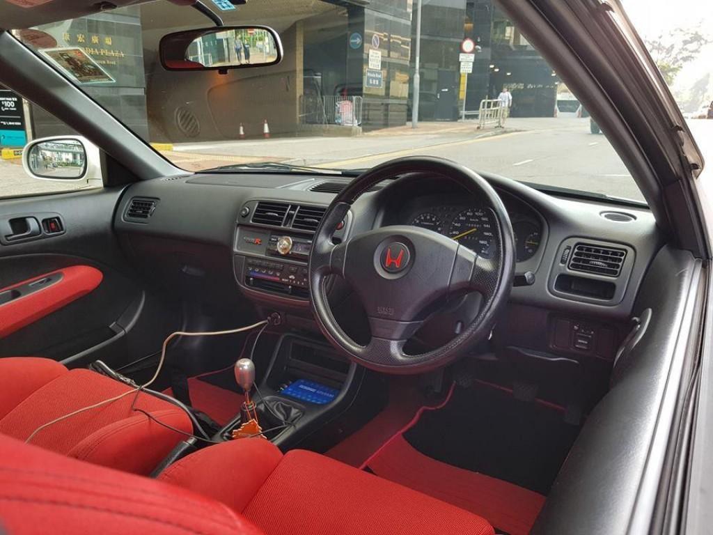 Honda EK9 TYPE-R