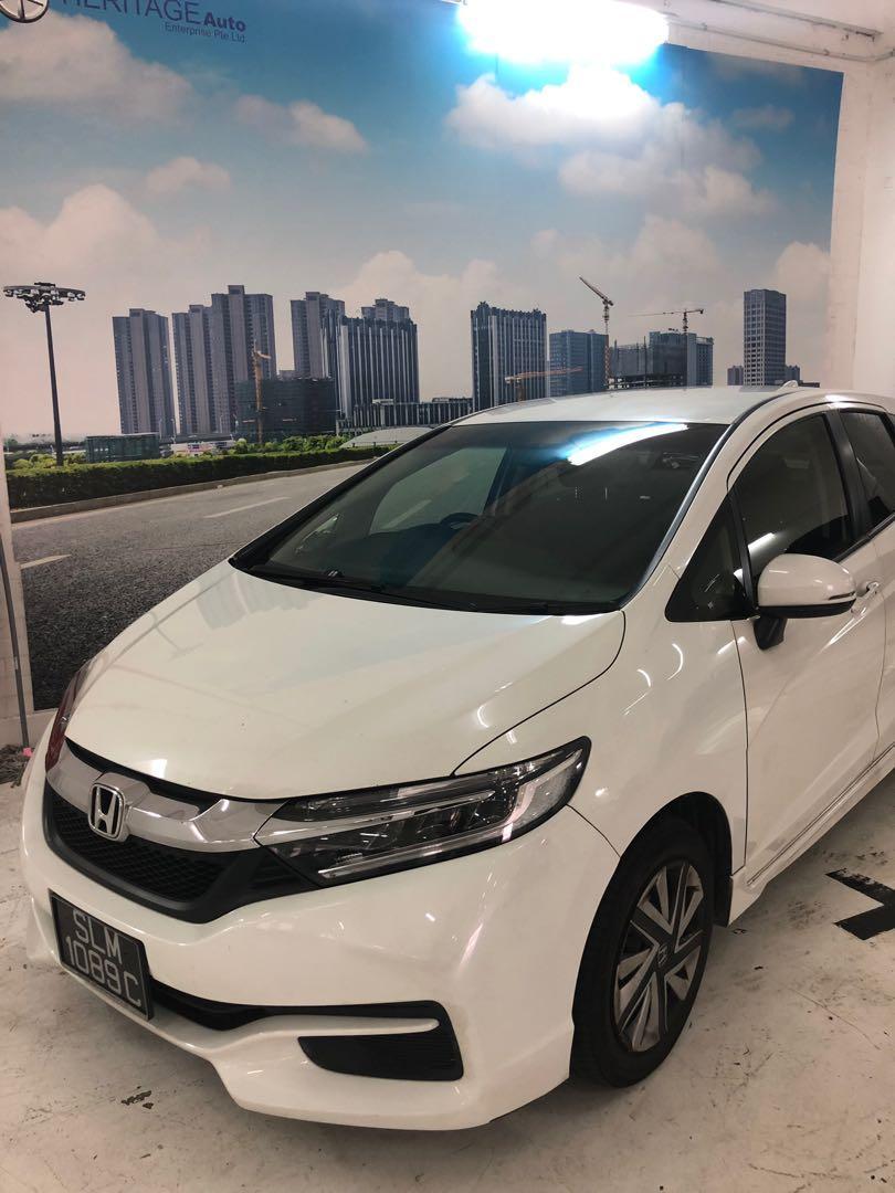 Honda Shuttle with 0 deposit !!!