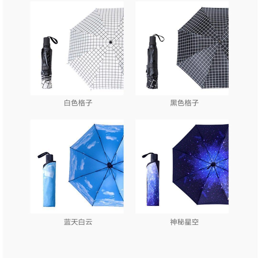 [Instock] Foldable Umbrella