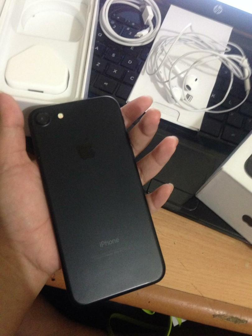 Iphone 7 32gb (nego tipis)