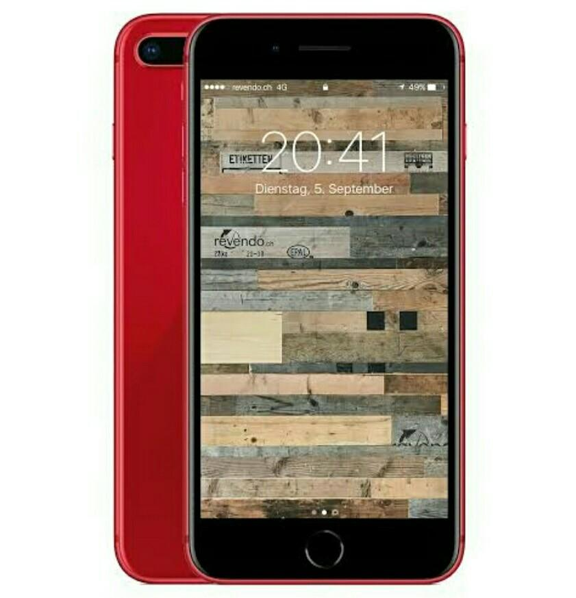 iPhone 8+64Red