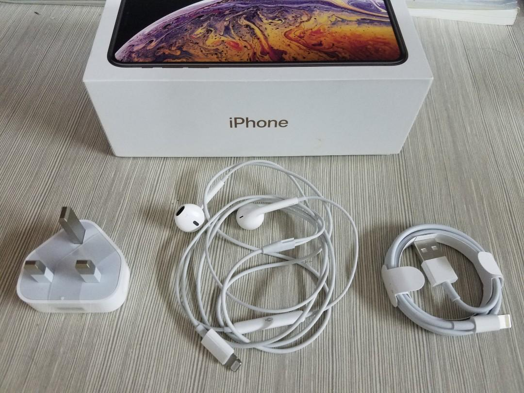 iPhone accessories, cable, charger ,earpods