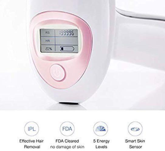 (J248) COSBeauty IPL Permanent Hair Remover System