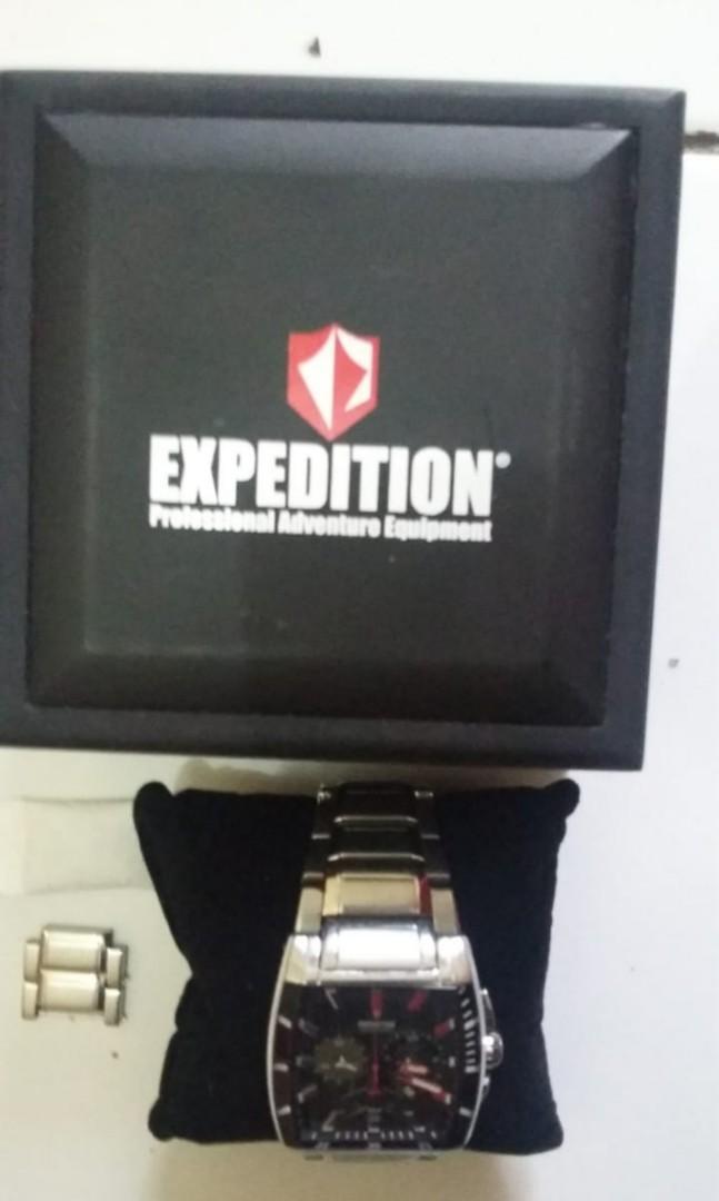Jam Tangan Pria Expedition Ori