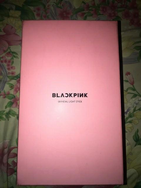 Lightstick Blackpink Official preloved