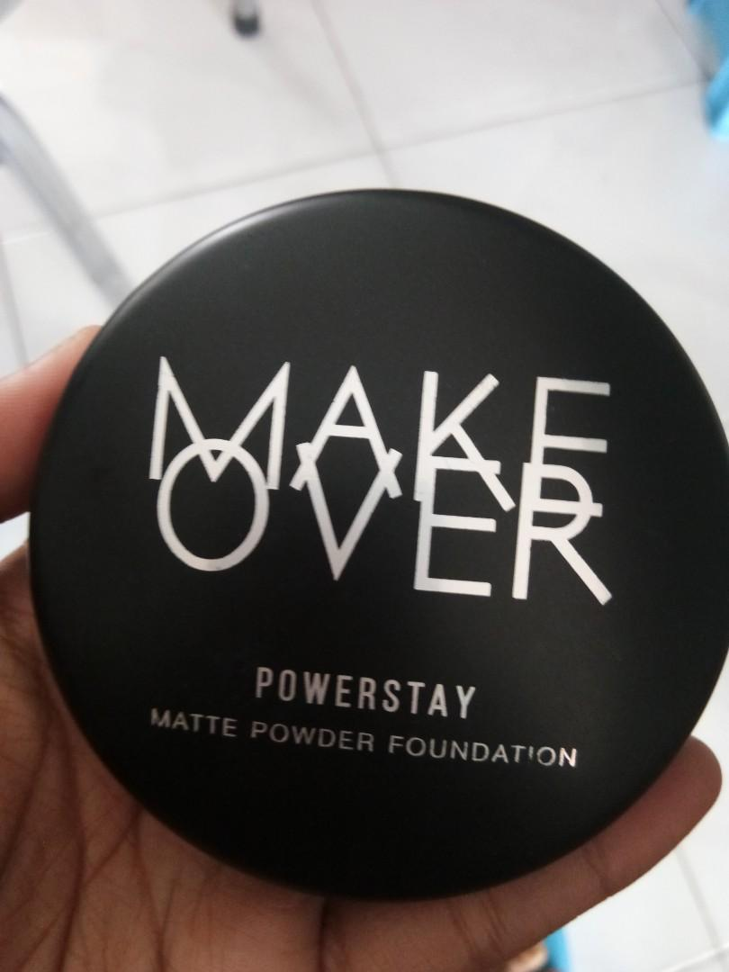 Make over powerstay matte foundation