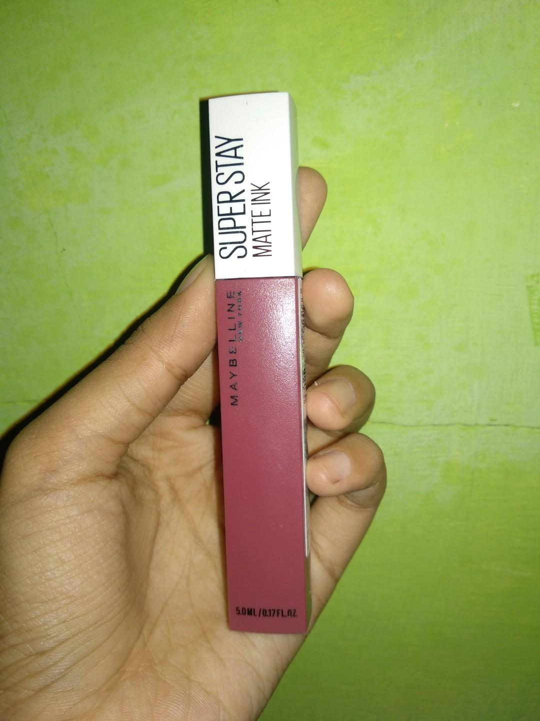 [REPRICE] Maybelline Super Stay Matte Ink