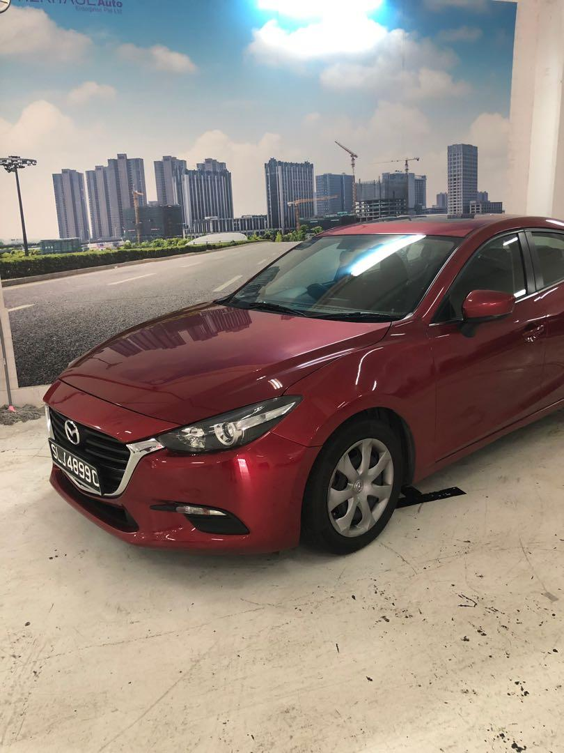 Mazda 3 NO DEPOSIT P-PLATE DRIVERS WELCOME