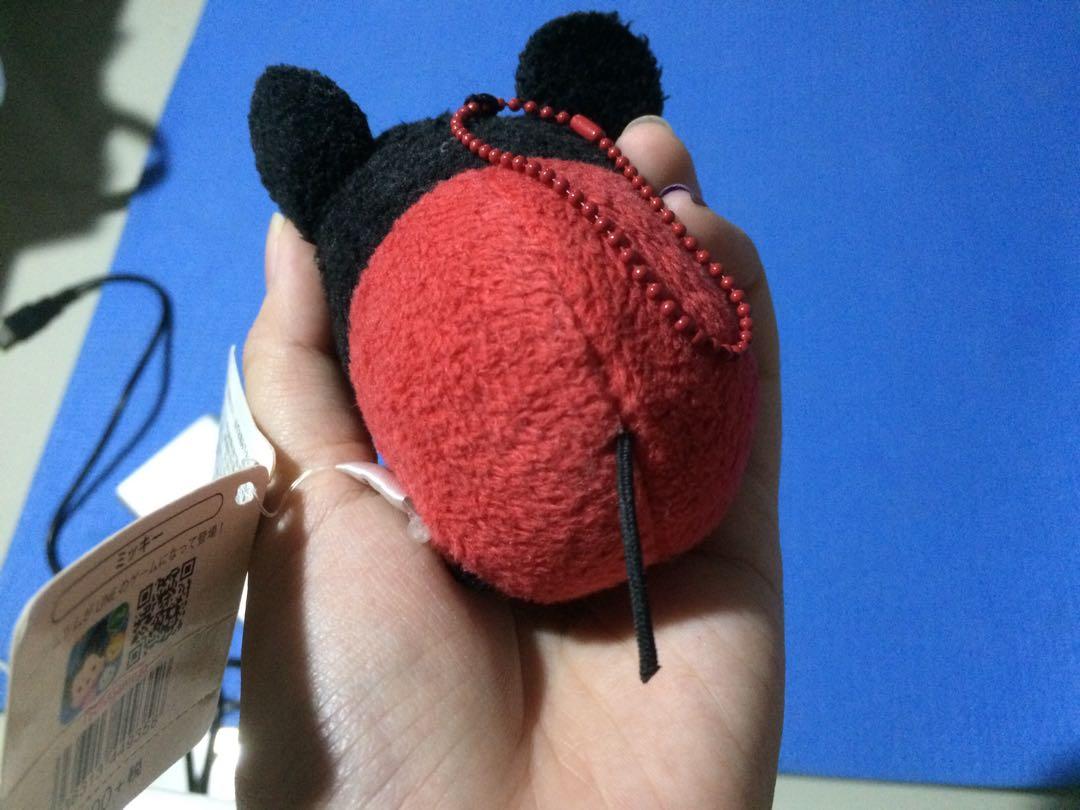 Mickey Mouse Tsum Tsum Small, Kecil