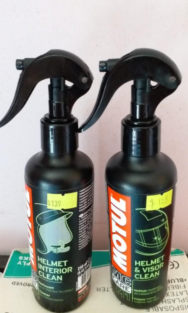MOTUL 頭盔清潔劑 (全新)