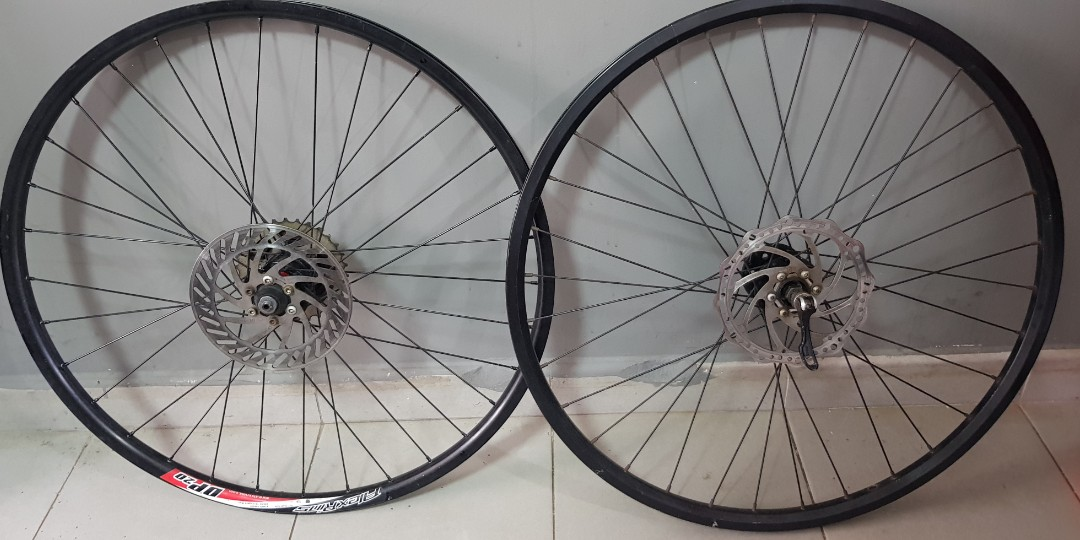 Mtb Dic Brake Rims Bicycles Pmds Parts Accessories On Carousell