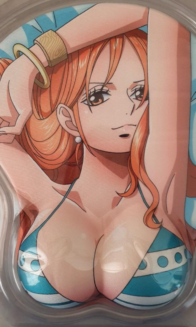 [OFFICIAL] BRAND NEW NAMI/BOA HANCOCK 3D MOUSE PAD