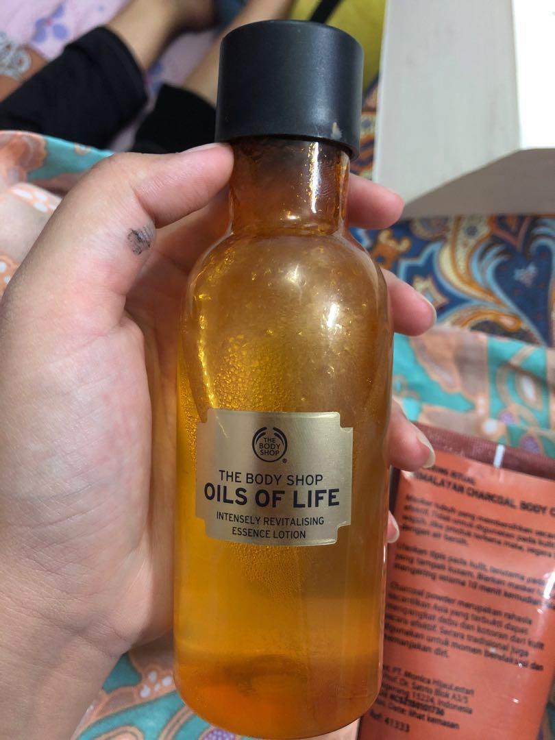 oils of life
