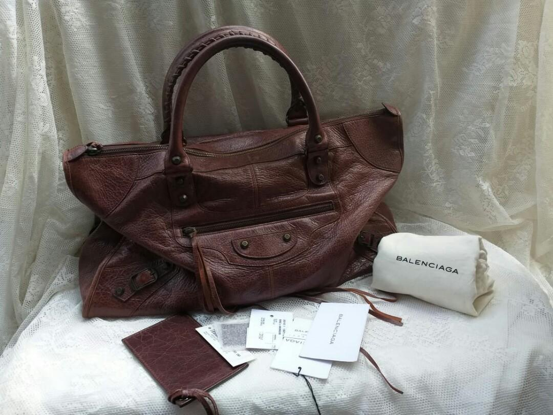 Reprice Preloved Balenciaga Authentic