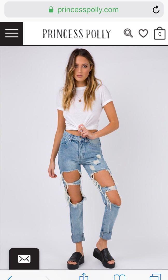 Princess Polly jeans