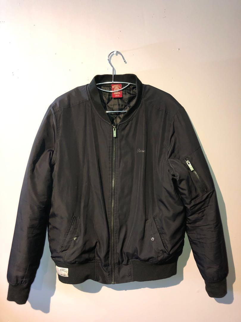 Russell Athletic Bomber Jacket