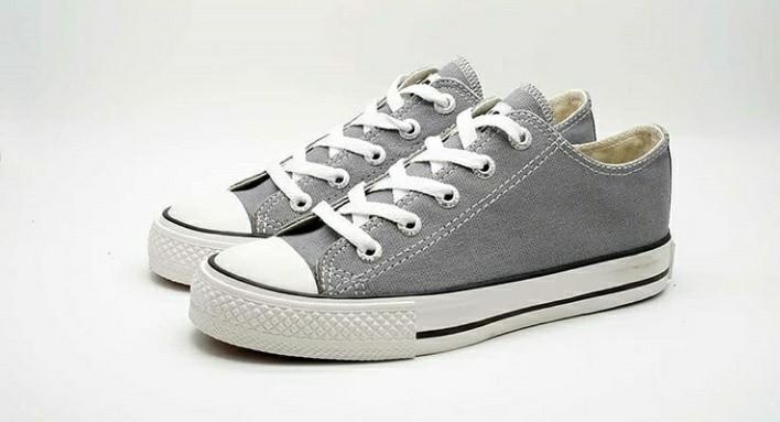 Sepatu Sparta LC Abu