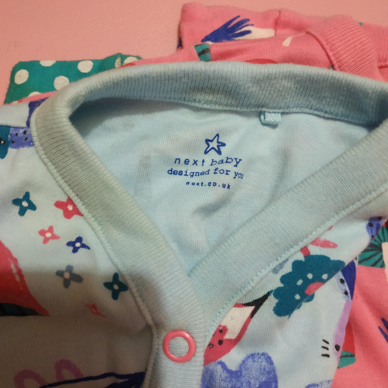 Set Jumper baby Next Original (Sleepsuits)