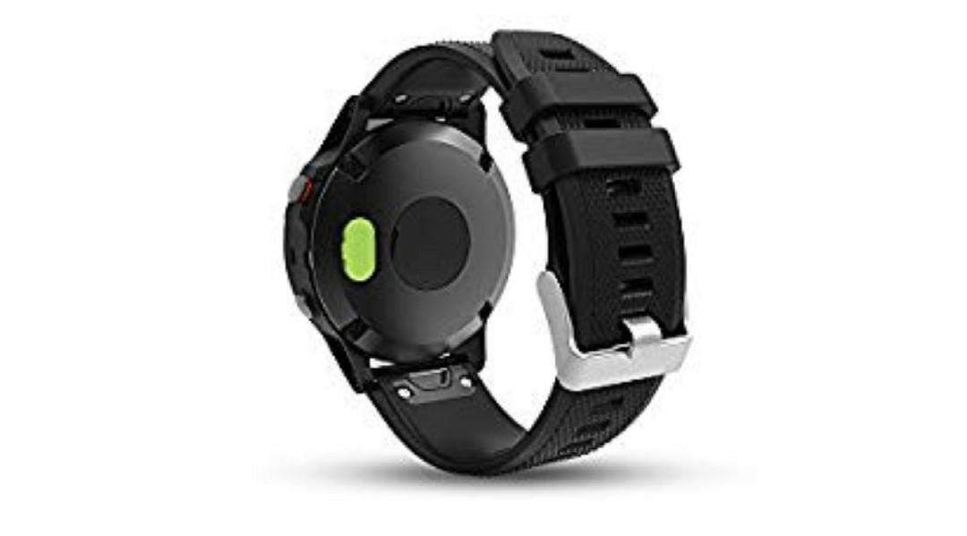 Garmin Silicone Charger Port Protector / Anti Dust Plugs Caps For Garmin Fenix 5 5S 5X / Forerunne 935 / Vivoactive 3 / Vivosport / Approach S60