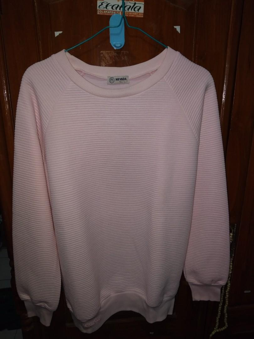 Sweater Pink nevada M