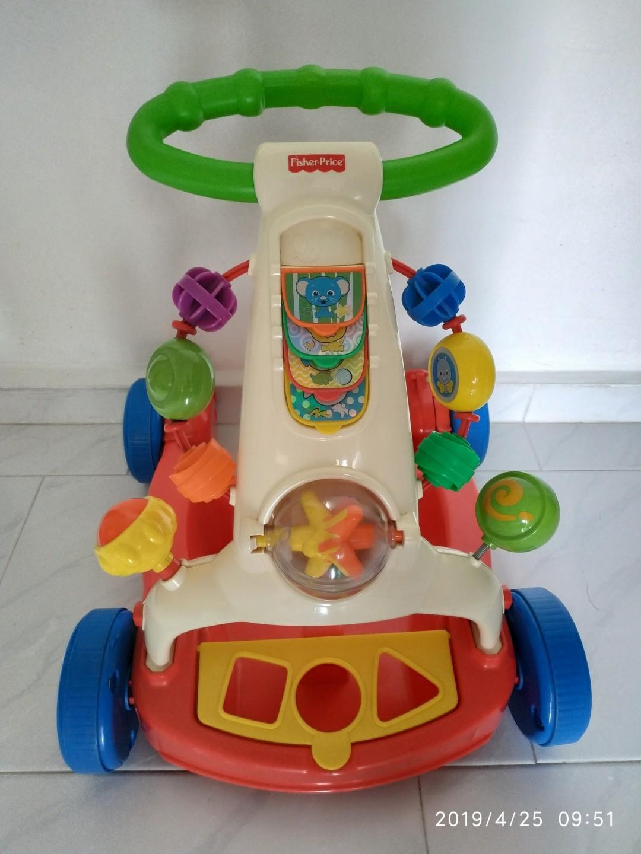 Toddlers walker