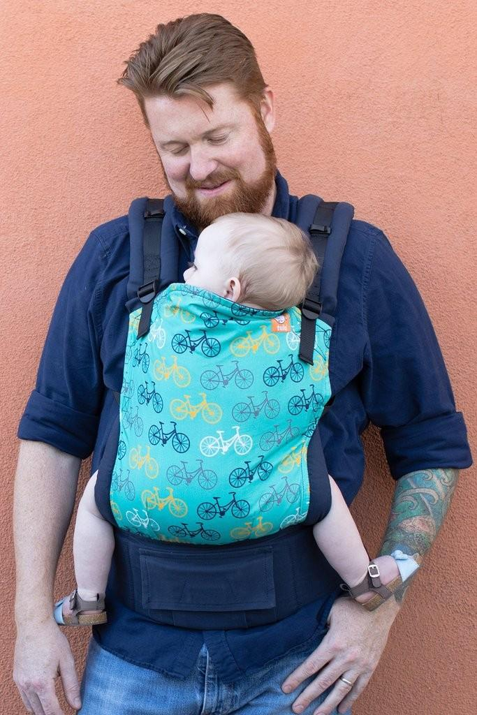 Tula Baby Carrier - Round and round