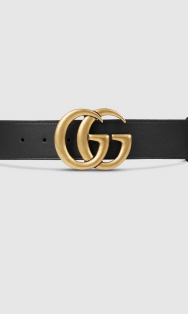 7f8127018 Instock unisex Gucci Belt, Luxury, Accessories, Belts on Carousell