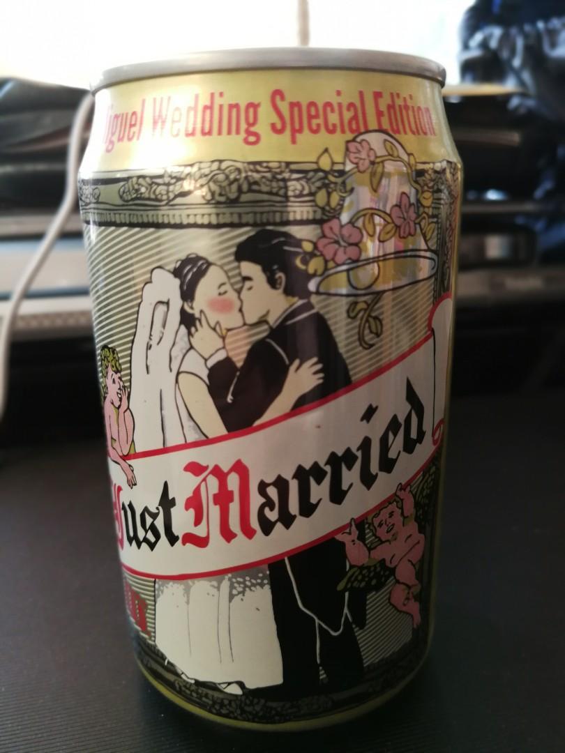 生力啤酒X G.O.D.「婚宴珍藏版」