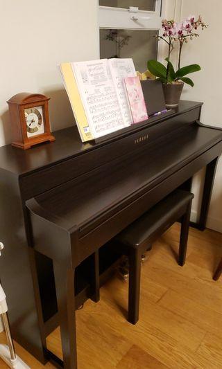 Yamaha 數碼琴 Clavinova CLP 645R Digital Piano