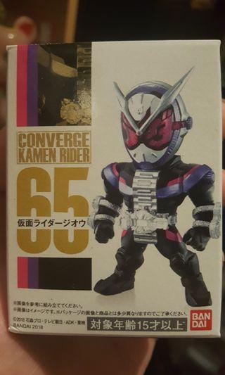 全新 Converge Kamen Rider Zio 時王