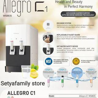 Dispenser Reverse Osmosis ADVANCE ALLEGRO C1