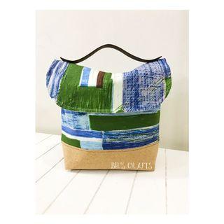 Handmade lunch bag