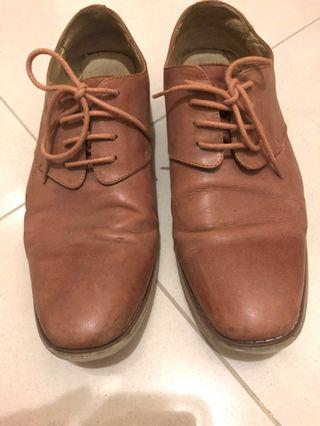 Everbest soft leather shoe