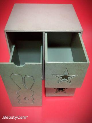 Agnes b. 可愛小兔兔儲物盒