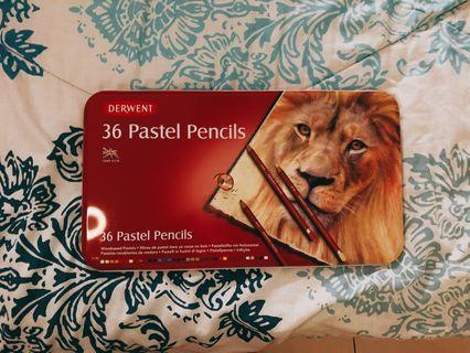 Drewent 36 pastel pencils