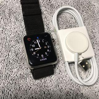 Apple Watch 42mm Stainless 初代