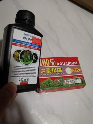 🚚 Aquarium plant fertiliser