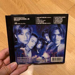 謝霆鋒 特警新人類CD/VCD