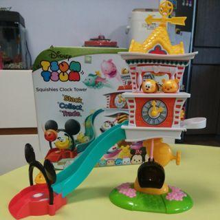 Tsum Tsum squishes clock tower (Original price $229.9)