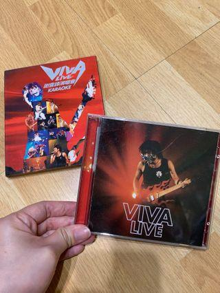 謝霆鋒Viva Live VCD