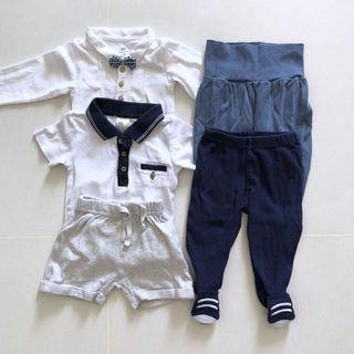 🚚 3-6M Baby Bundle